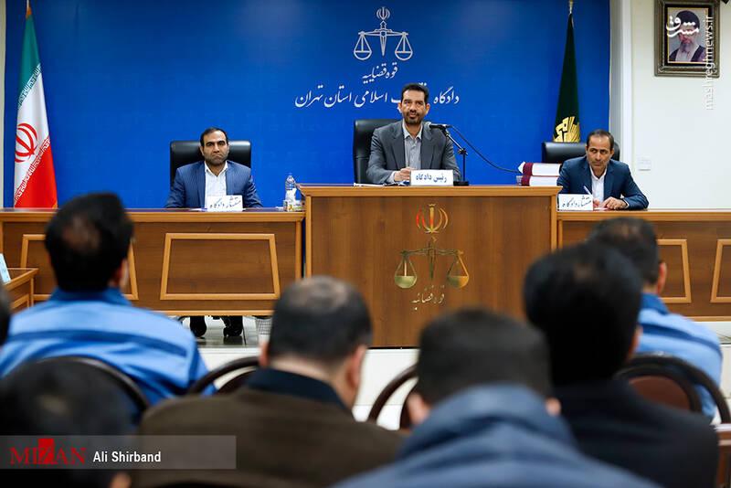 عکس/ ششمین جلسه رسیدگی به اتهامات حسین هدایتی - 4