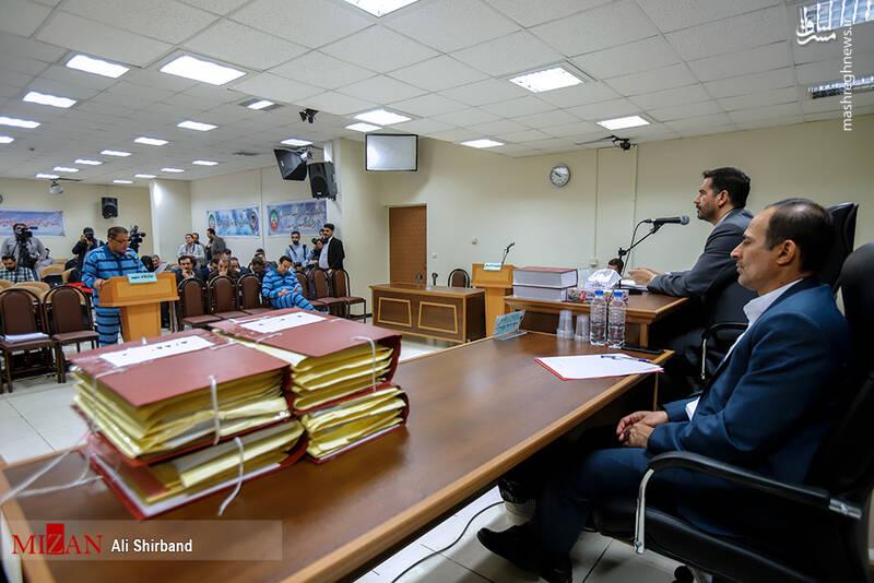 عکس/ ششمین جلسه رسیدگی به اتهامات حسین هدایتی - 0