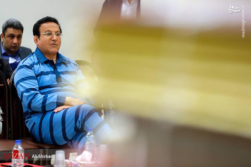عکس/ ششمین جلسه رسیدگی به اتهامات حسین هدایتی - 6