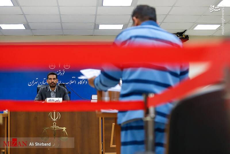 عکس/ ششمین جلسه رسیدگی به اتهامات حسین هدایتی - 12