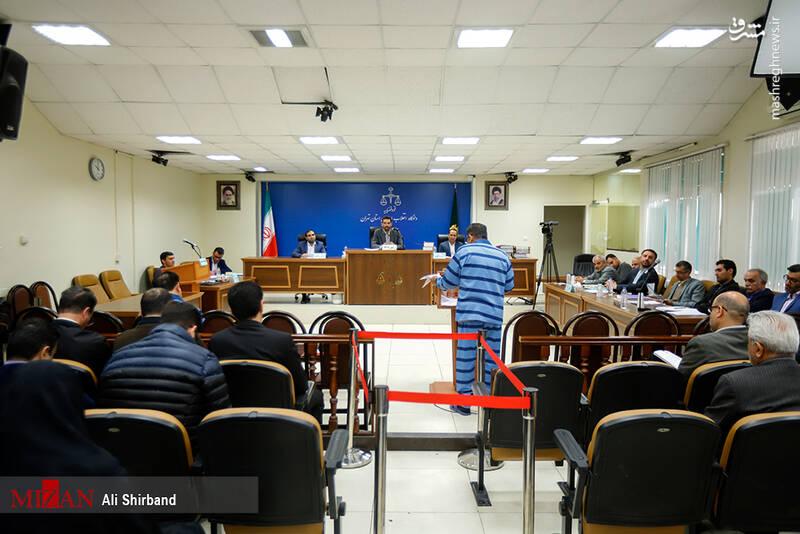 عکس/ ششمین جلسه رسیدگی به اتهامات حسین هدایتی - 14