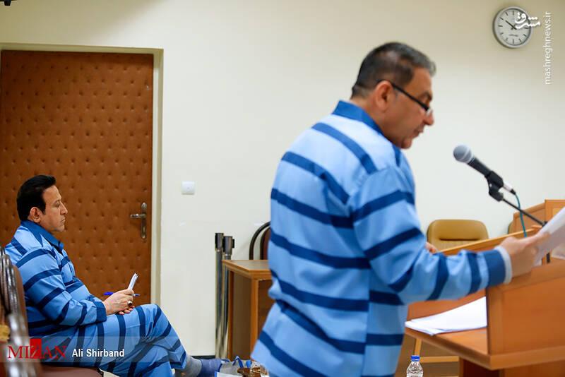 عکس/ ششمین جلسه رسیدگی به اتهامات حسین هدایتی - 15