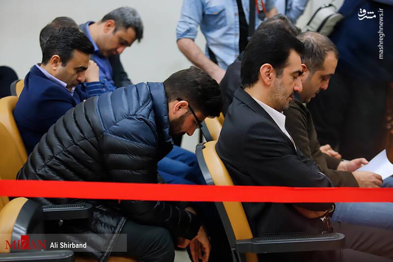 عکس/ ششمین جلسه رسیدگی به اتهامات حسین هدایتی - 16