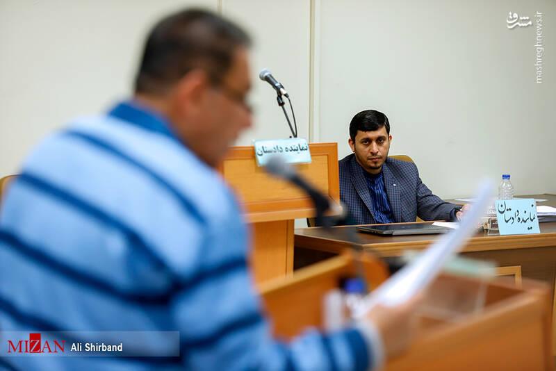 عکس/ ششمین جلسه رسیدگی به اتهامات حسین هدایتی - 17