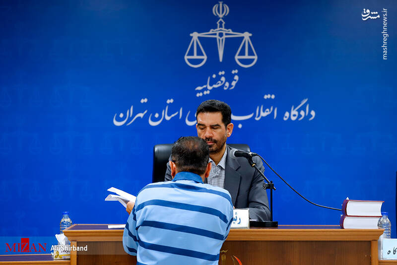 عکس/ ششمین جلسه رسیدگی به اتهامات حسین هدایتی - 18