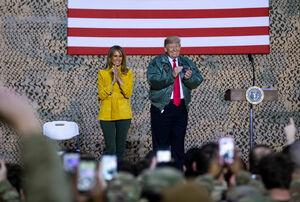 ترامپ در عراق - نمایه