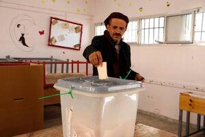 عکس/ انتخابات میان دورهای مجلس نمایندگان یمن