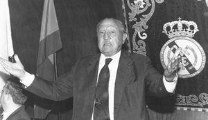 روز درگذشت سانتیاگو برنابئو