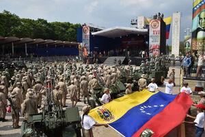 رژه ارتش ونزوئلا