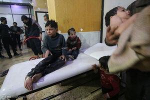 «جبهه النصره»در اندیشه سناریوی شیمیایی در ادلب