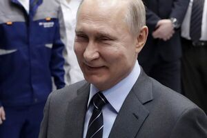 لیست اموال پوتین منتشر شد