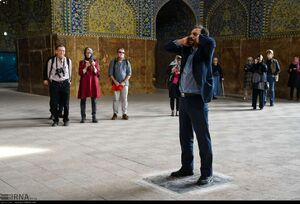 عکس/ گردشگران خارجی در شهر تاریخی اصفهان