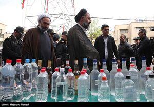 عکس/ بازداشت ۶۶۵ خلافکار تهرانی