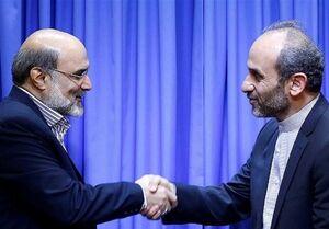 افتتاح «ایرانپرس» و «العالم سوری» با حضور رئیس صدا و سیما
