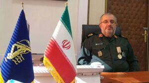 صفحه سردار عظیمیفر در اینستاگرام مسدود شد