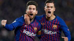 فیلم/ خلاصه دیدار بارسلونا 3-0 منچستریونایتد