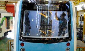 ورود واگنهای ایرانی به متروی تهران
