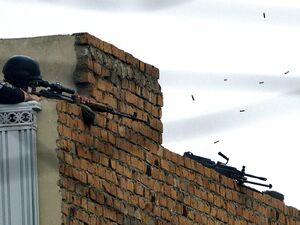 عملیات ضد تروریستی در پیشاور پاکستان