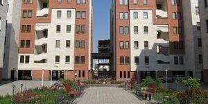 جدول/ قیمت آپارتمان در شهرک راه آهن