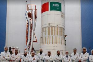 رؤیای فضایی بن سلمان: صنعا که نشد، سعودیها «ماه»را فتح میکنند؟ + تصاویر