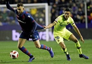 تخلف بارسلونا در جام حذفی تائید شد