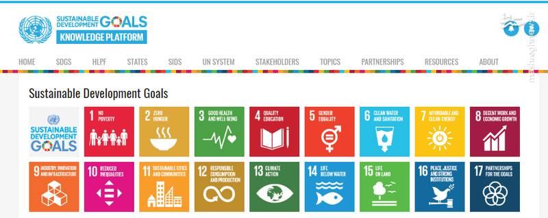 انتقاد از روند کند اجرای برنامه توسعه پایدار سازمان ملل از گزارش اجرای سند 2030 به بیگانگان تا «کوت» کردن صفحهی ...