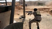 پایتخت لیبی غرق در آتش/ پیشروی نیروهای دولت وفاق ملی در حومه شهر طرابلس/ فرودگاه بینالمللی به کنترل نیروهای ژنرال حفتر درآمد + عکس و نقشه میدانی