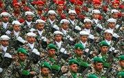 رژه امسال با «کوثر» در آسمان و «فاتح» در دریا؛ ایرانیتر از هر سال/ روحانی: همه مردم کنار سپاه بودند و خواهند بود +عکس