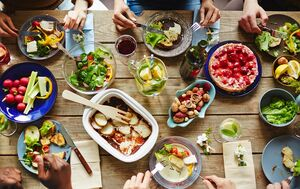 کدام دو خوراکی را نباید با هم بخوریم؟