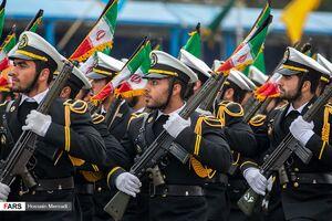 رژه بزرگ ارتش
