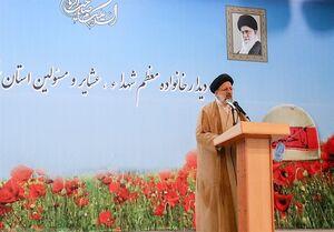رئیس قوه قضائیه: خاطره سال ۹۵ خوزستان تکرار نمیشود