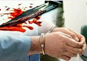 بازداشت قاتل چند ساعت پیش از فرار از کشور