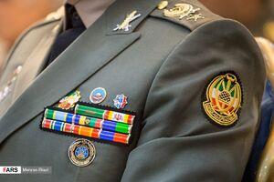 ضیافت تجلیل از فرماندهان اسبق نیروی زمینی ارتش
