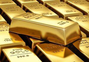 """قیمت طلا روی """"شیب ملایم"""""""