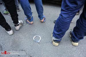 شلیک ده تیر برای دستگیری متهمان در تهران