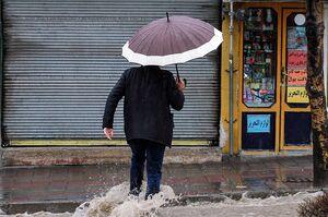 بارشها روز شنبه در هشت استان شدت میگیرد