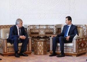 در دیدار فرستاده ویژه پوتین و اسد چه گذشت؟