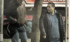 انتشار اولین تصاویر عناصر بازداشتی اماراتی در ترکیه
