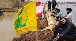 حضور لبنانیها در ایران با دستور سیدحسن نصرالله +فیلم