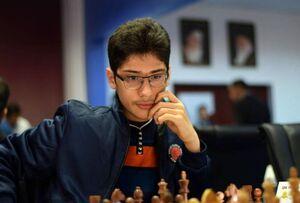 شطرنجباز شماره یک ایران حاضر به رویارویی با نماینده رژیم صهیونیستی نشد