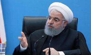 فیلم/ روحانی: انهدام پهپاد آمریکایی کار بزرگی بود