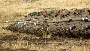 عزم محور مقاومت  برای جنگ با صهیونیستها در یک قدمی دمشق/ برای نابودی اسرائیل حمله به تلآویو نیاز نیست! + نقشه