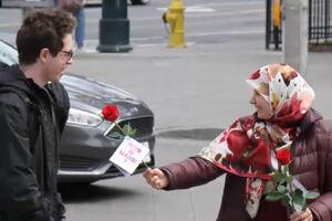 فیلم/ دلتنگی ایرانیان ساکن کانادا برای امام رضا(ع)