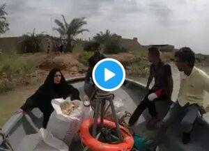 این روزهای شناورهای سپاه +فیلم