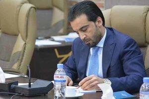 توضیح حلبوسی درباره عدم شرکت لاریجانی در نشست بغداد
