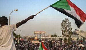 وزیر دولت عمر البشیر هنگام فرار بازداشت شد +فیلم