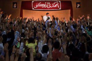 عکس/ جشن میلاد امام زمان(عج)در رایه العباس(ع)