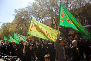 """عکس/ اجتماع """"منتظران ظهور"""" در تبریز"""