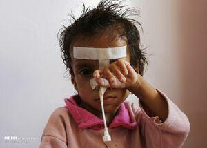 عکس/ یمن در آستانه بحران انسانی