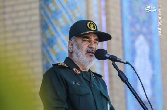 فیلم/ مراسم معارفه فرمانده جدید سپاه پاسداران